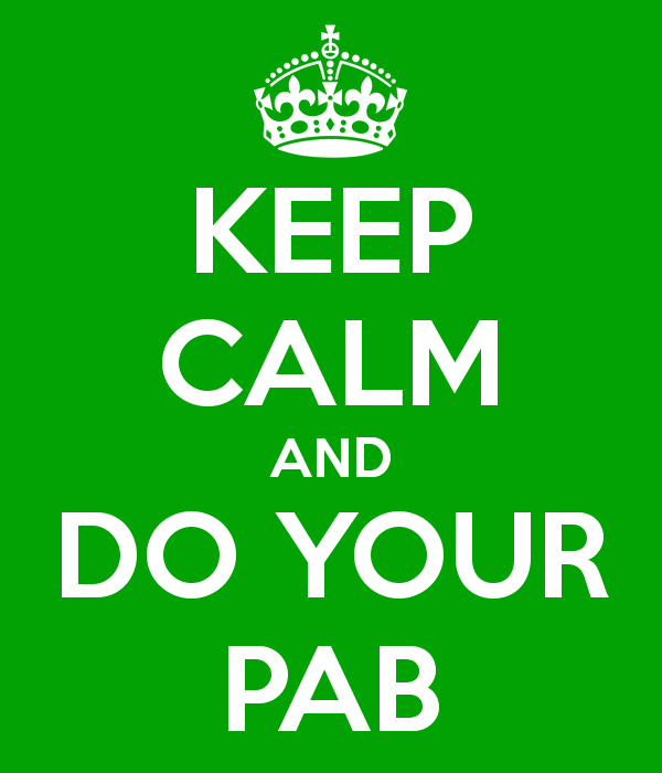 keep-calm-and-do-your-pab
